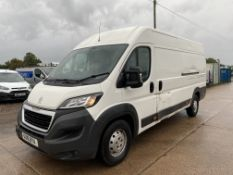 PEUGEOT BOXER 435 2.2HDI (130) L4H2 EXTRA LONG WHEEL BASE HIGH ROOF - 16 REG - 1 KEEPER - AIR CON!!!