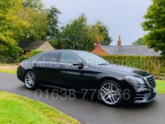 (On Sale) MERCEDES-BENZ S350D LWB *AMG LINE-EXECUTIVE SALOON* (68 REG) 9-G TRONIC *TOP OF THE RANGE*