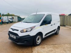 """(ON SALE) FORD TRANSIT CONNECT 1.5""""TDCI """" SWB L1 - 17 REG - EURO 6 - 1 OWNER - FSH - AIR CON!!!"""