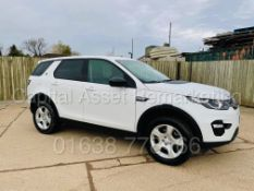 LAND ROVER DISCOVERY SPORT *SPECIAL EDITION* SUV (2018) '2.0 TD4 - STOP/START' (1 OWNER FROM NEW)