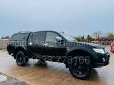MITSUBISHI L200 *BARBARIAN EDITION* DOUBLE CAB PICK-UP (61 REG) 'AUTO - LEATHER - SAT NAV'