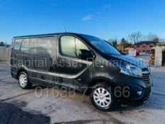 (ON SALE) VAUXHALL VIVARO *SPORTIVE EDITION* SWB (2016) '1.6 CDTI-120 BHP-6 SPEED' *A/C* (1 OWNER)