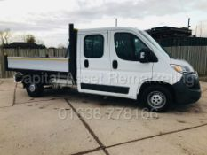 On Sale CITROEN RELAY 35 *LWB - D/CAB TRUCK* (2017 - EURO 6) '2.2 HDI - 130 BHP - 6 SPEED' *A/C*