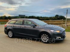 FORD MONDEO *ZETEC EDITION* 5 DOOR ESTATE (2018 - EURO 6) '1.5 TDCI - 120 BHP - 6 SPEED' *SAT NAV*