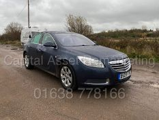 ON SALE VAUXHALL INSIGNIA *SE EDITION* (2009) '1.8 PETROL -6 SPEED' *A/C* LOW MILES ! (NO VAT)