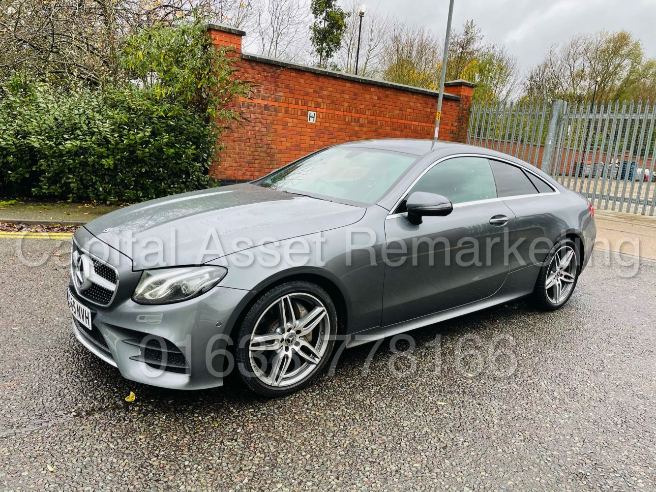 2020 Mercedes-Benz E220d *AMG Line - Coupe* - 2019 Range Rover Sport *HSE* 3.0 SDV6 - 2019 Vauxhall Corsa + Many More: Cars, Commercials & 4x4's