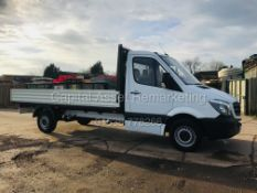 On Sale MERCEDES SPRINTER CDI (2016 MODEL) 14FT ALLOY DROPSIDE *1 OWNER* CRUISE *IDEAL FOR SCAFFOLD
