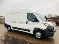 """On Sale PEUGEOT BOXER 2.2HDI """"PROFESSIONAL"""" (16 REG) 1 OWNER FSH *AIR CON* CRUISE -SAT NAV"""