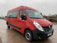 """(On Sale) RENAULT MASTER LM39 2.3DCI (2016) BUSINESS ENERGY 'LWB"""" 17 SEATER LUXURY MINI BUS"""