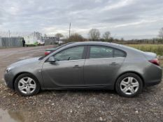 """(On Sale) VAUXHALL INSIGNIA CDTI ECO-FLEX """"DESIGN"""" 1 OWNER - ONLY 54,000 MILES (2017 MODEL)"""