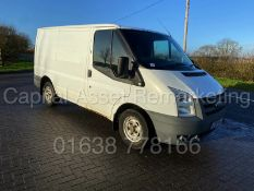 On Sale FORD TRANSIT 85 T260S FWD *SWB - PANEL VAN* (2011) '2.2 TDCI - 5 SPEED'
