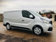 RENAULT TRAFIC SL27 SPORT (NAV) 1.6DCI (120) - 2018 MODEL - 1 KEEPER - AIR CON - ALLOYS - SAT NAV
