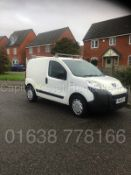 (On Sale) PEUGEOT BIPPER *PROFESSIONAL* LCV - PANEL VAN (2011) '1.4 HDI - 5 SPEED' *AIR CON*