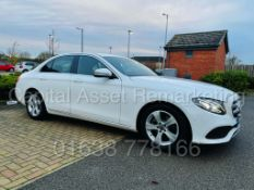 (ON SALE) MERCEDES-BENZ E220D *SALOON* (2018 - NEW MODEL) '9-G TRONIC AUTO - LEATHER - SAT NAV'
