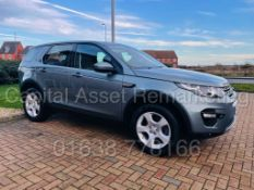 (On Sale) LAND ROVER DISCOVERY SPORT *SE TECH* SUV (2017) '2.0 TD4 - STOP/START' (1 OWNER FROM NEW)