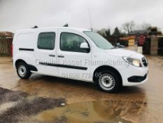 "ON SALE MERCEDES CITAN 111CDI SPORTY ""LWB"" DUALINER / COMBI VAN 5 SEATER - 18 REG - AIR CON -6 SPEED"