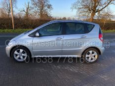 (ON SALE) MERCEDES-BENZ A160 CDI *AVANTGARDE SE* HATCHBACK (2012) '2.0 CDI - 5 SPEED' *AC* (NO VAT)