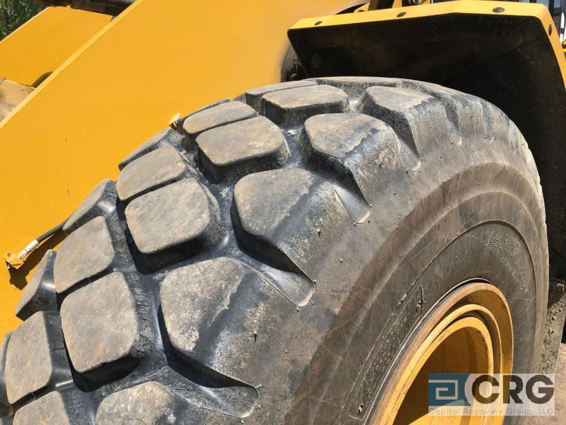 Lot 302 - 2016 CAT 950M Wheel Loader Hydraulic Quick Coupler, Cold Weather Start, 23.5x25 Matching L3 Radial