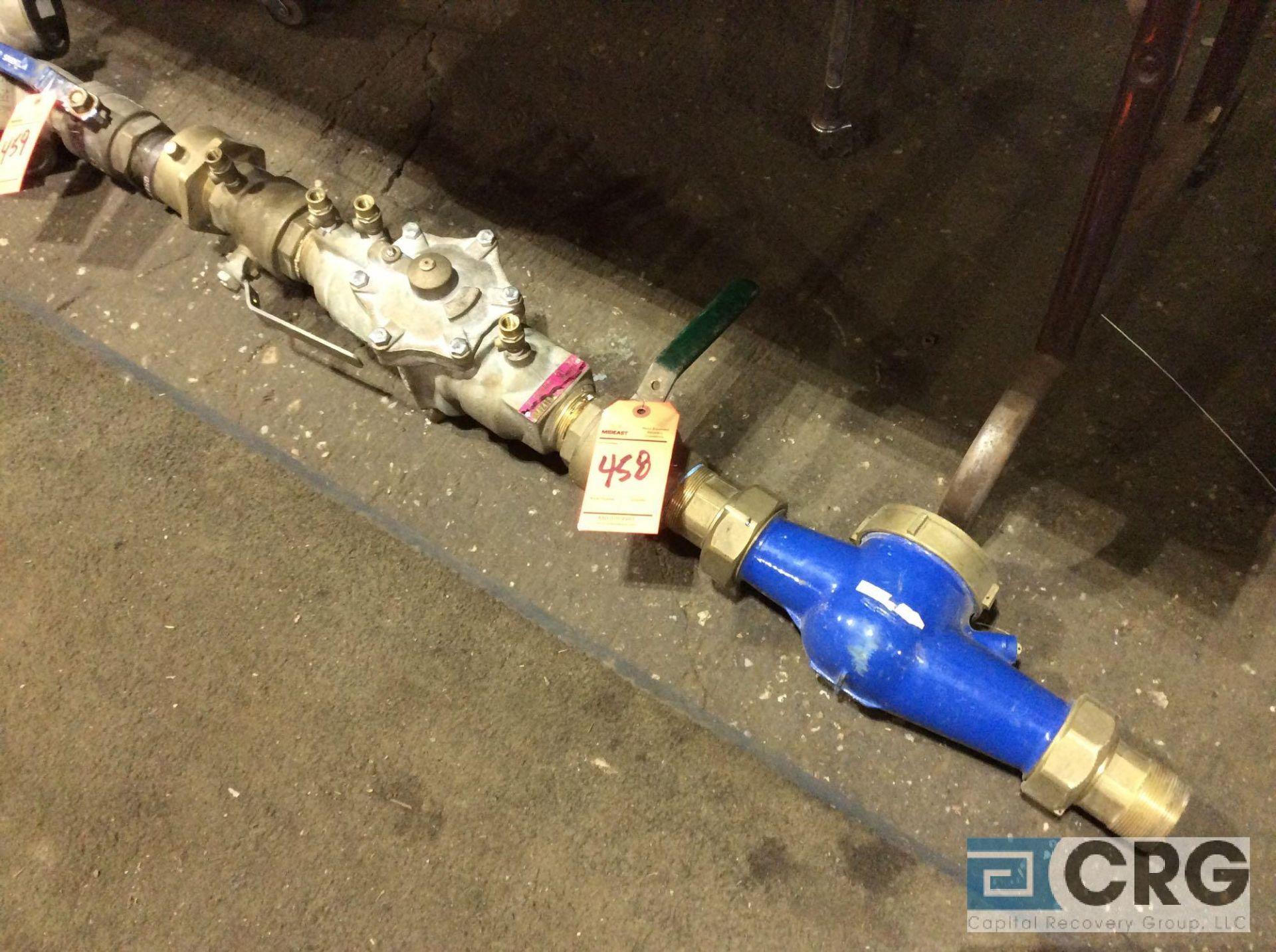 Lot 458 - Watts 2 inch back flow preventer