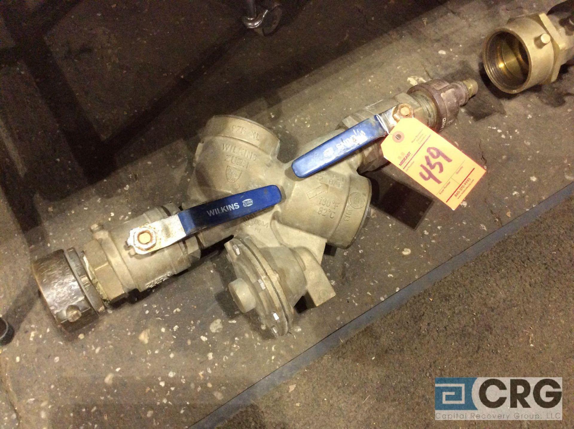 Lot 459 - Wilkins 2 inch back flow preventer