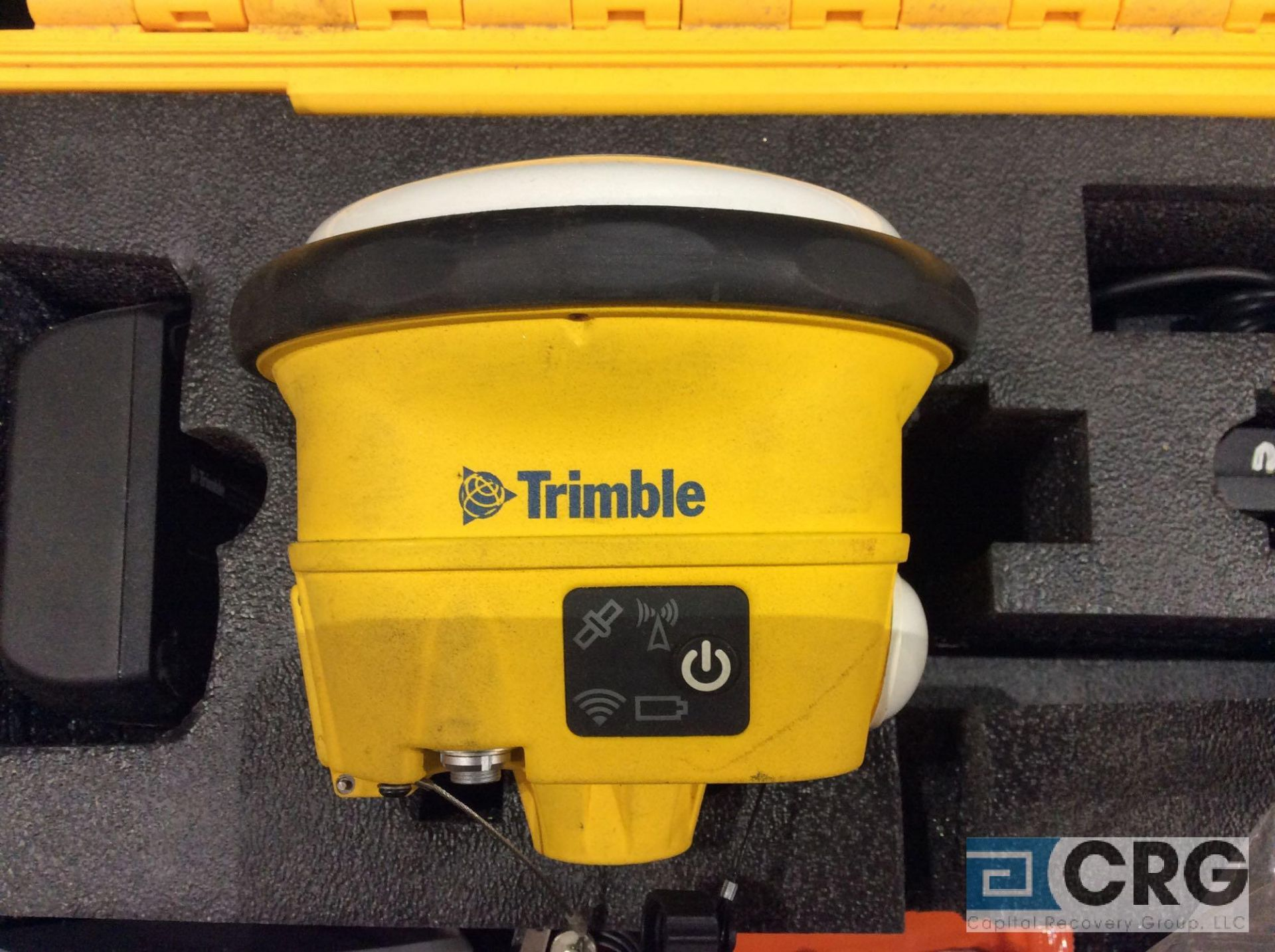 Lot 189 - Trimble GPS SPS986 Smart Antenna Base AND ROVER w/GNSS and GLONASS