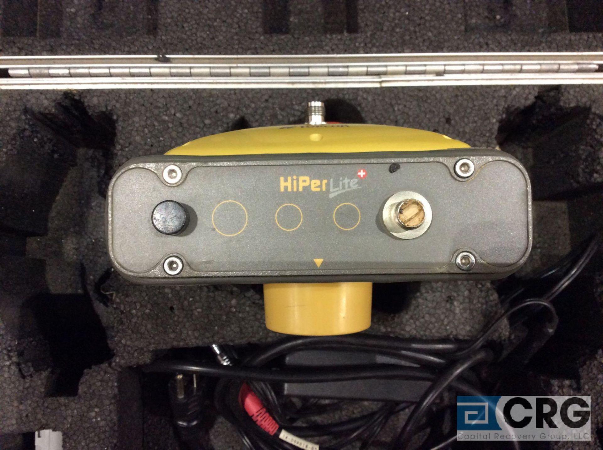 Lot 190 - Top Con GPS HIPER LITE 01-840802-07 Rover with case