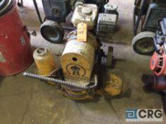 Wacker PDT3A diaphragm pump with Honda motor