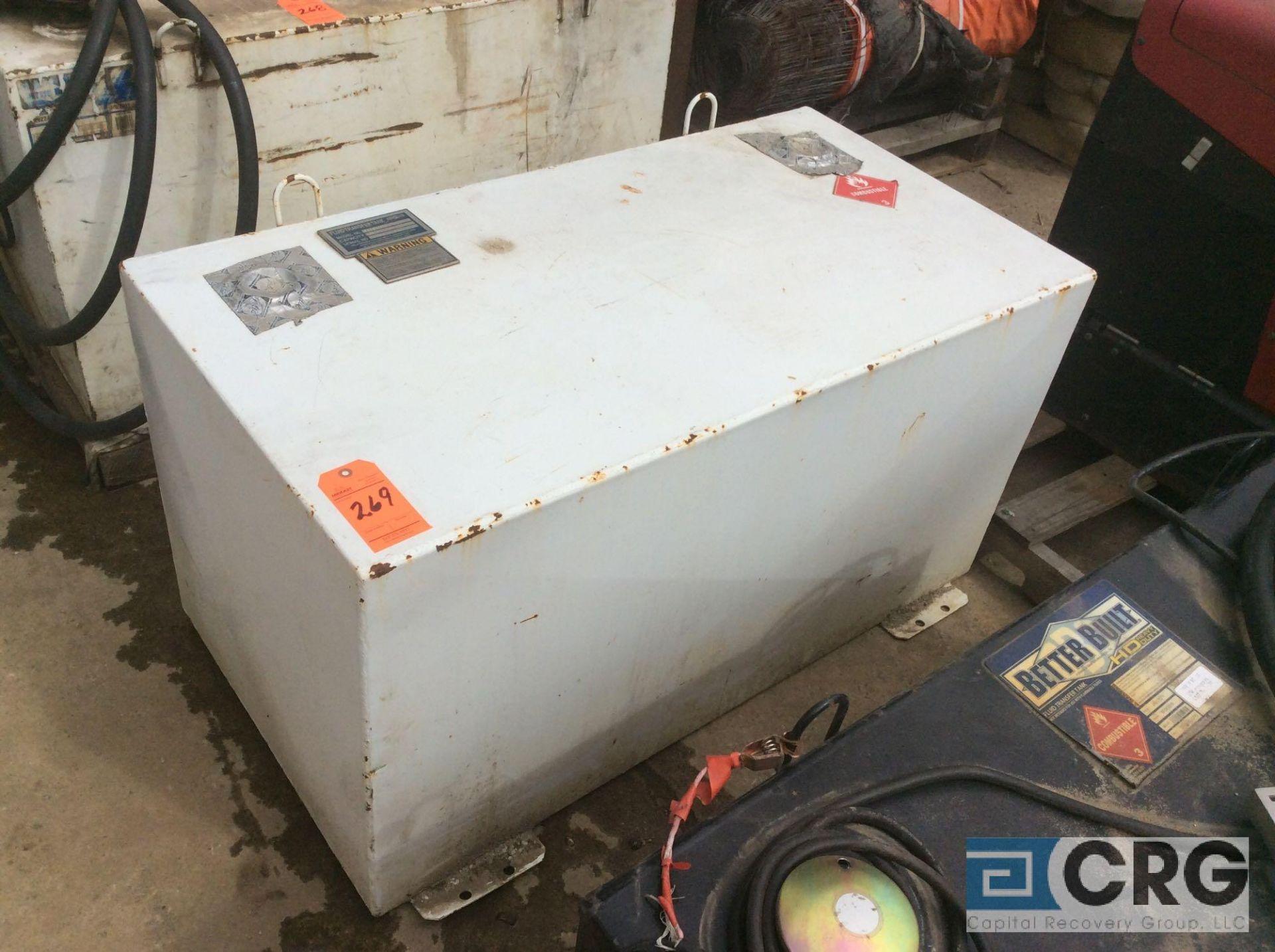 Lot 269 - Better Built 100 gallon transfer tank