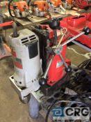 Milwaukee 4262 heavy duty magnetic base drill