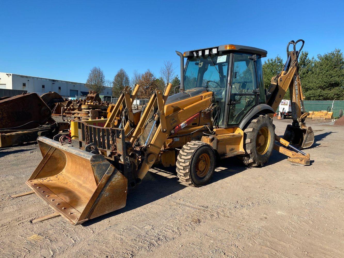H & K Construction - Major Construction Equipment Auction