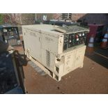 2011 Military NATO Standard generator set with diesel engine, mn MEP-813A, manufactored by DRS FERMO