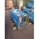 Miller Trailblazer 302 CC/CV, AC/DC welder and 10000 watt generator, 302 max OCV, Kohler CH20 gas en