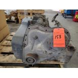 Mack engine block with crank, MN EM6-285 SN 4Y1910