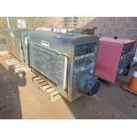 Lincoln Classic III D welder / generator, 90 max OCV, 3332 hrs