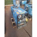 Miller Trailblazer 301G CC/CV, AC/DC welder and 10000 watt generator, 80 max OCV, Kohler CH20 gas en