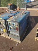 Miller Bobcat 250 CC/CV, AC/DC welder and 10000 watt generator, 80 max OCV, 2040 hrs, (engine issue)