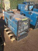 Miller Bobcat 225 CC/CV, AC/DC welder and 8500 watt generator, 80 max OCV, 1962 hrs