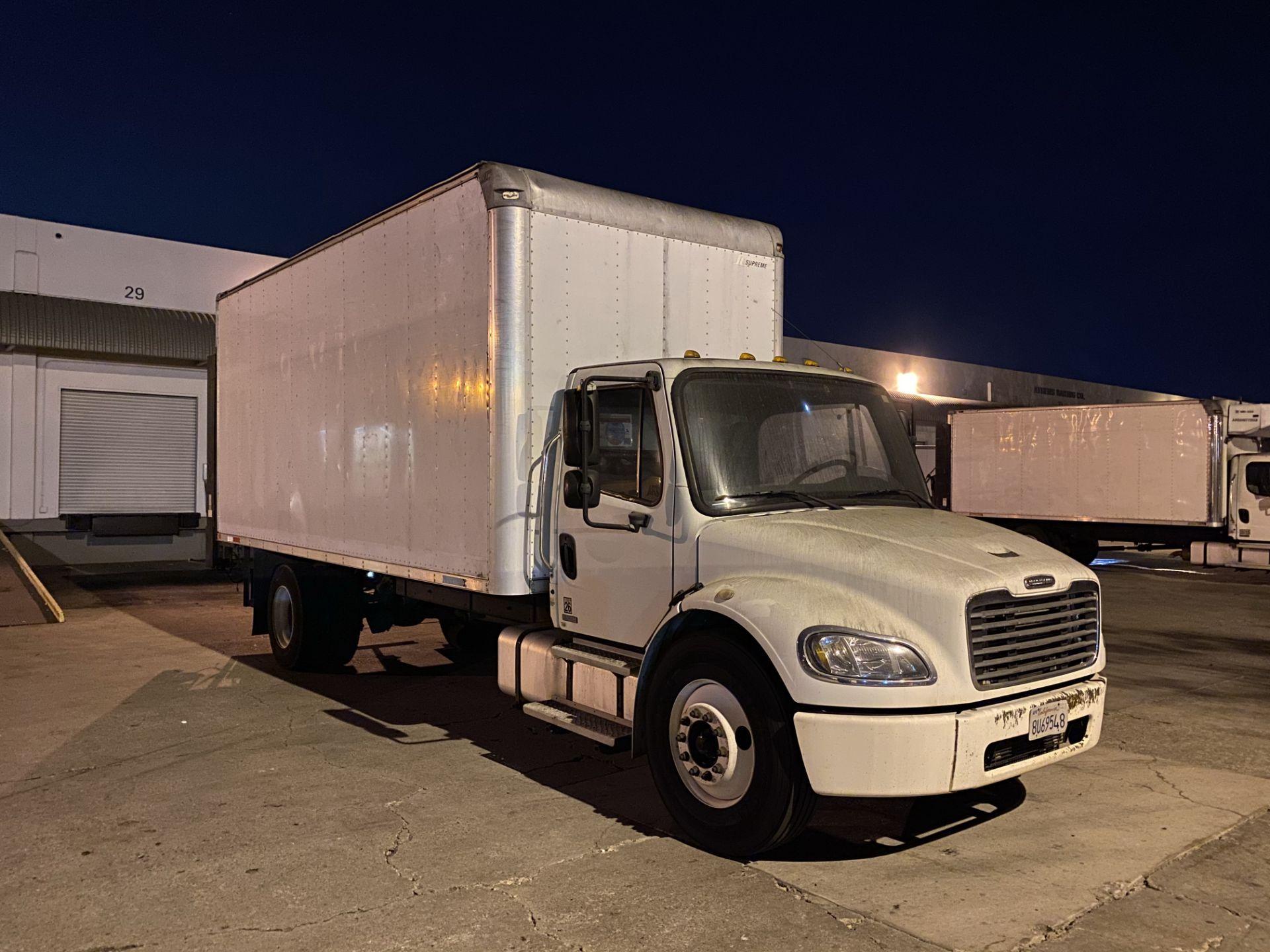 2005 Freightliner dry van truck - Image 4 of 5