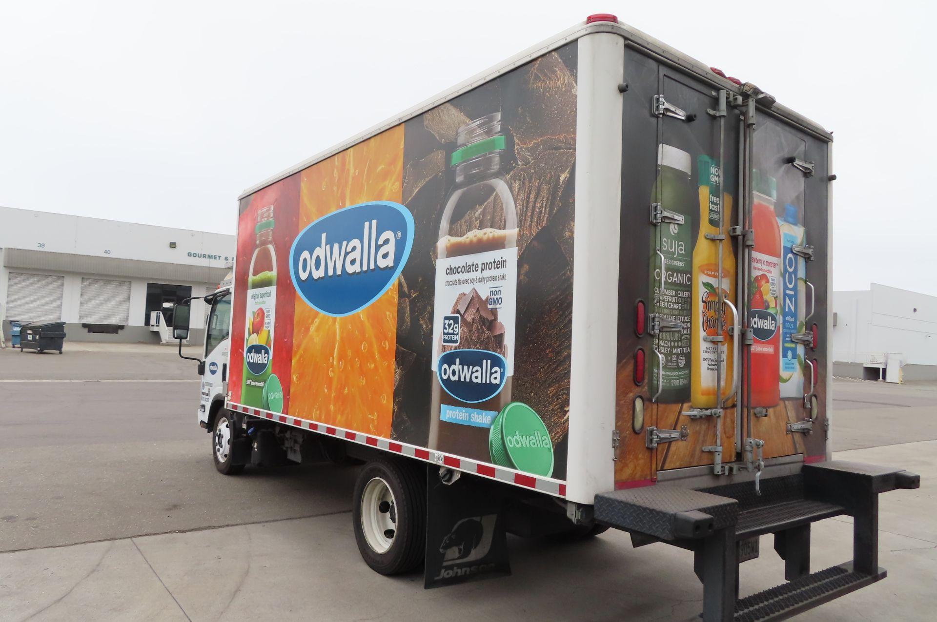 2013 Isuzu refrigerated truck - Image 4 of 9