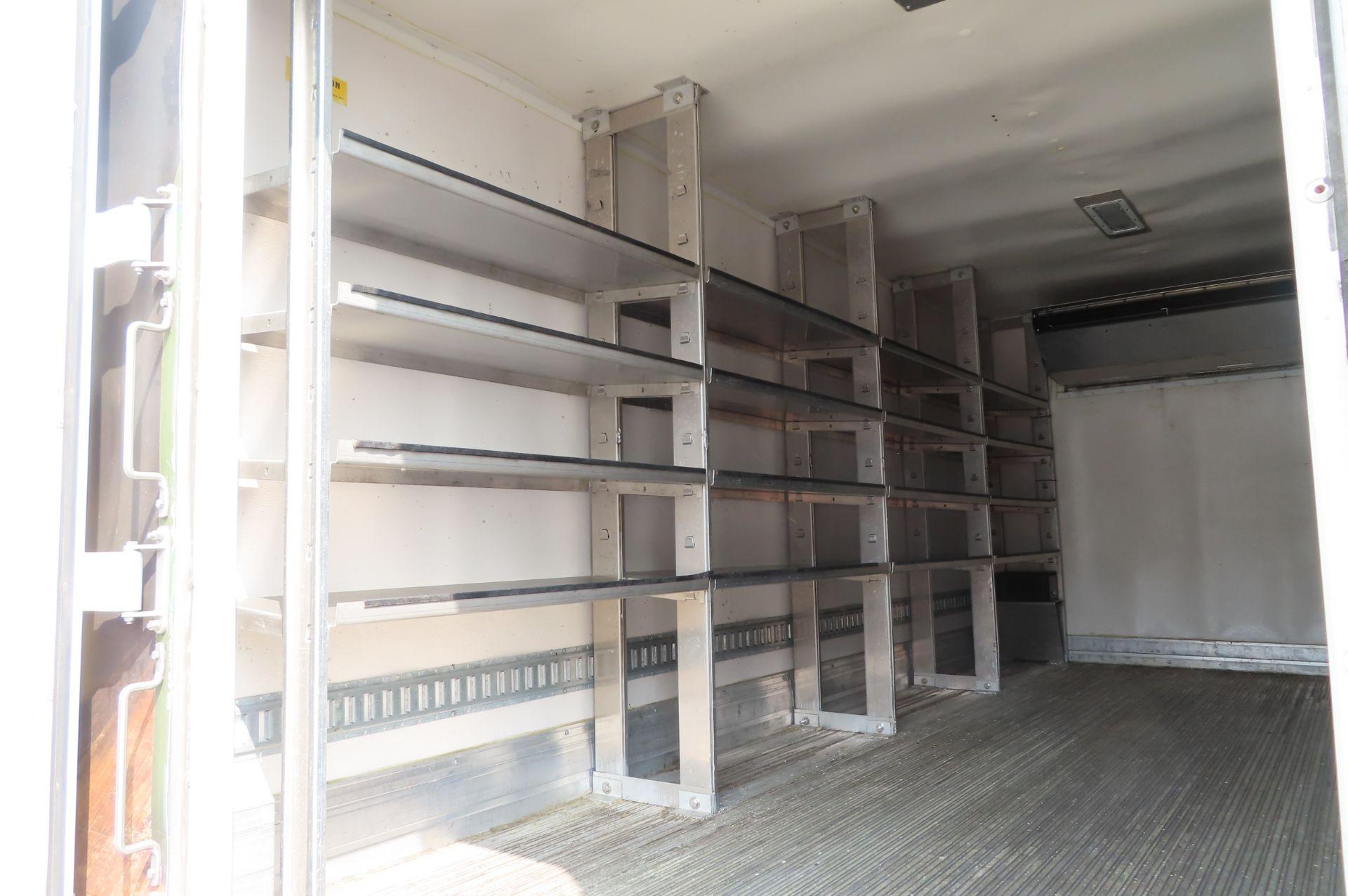 2012 Isuzu refrigerated truck - Image 7 of 10