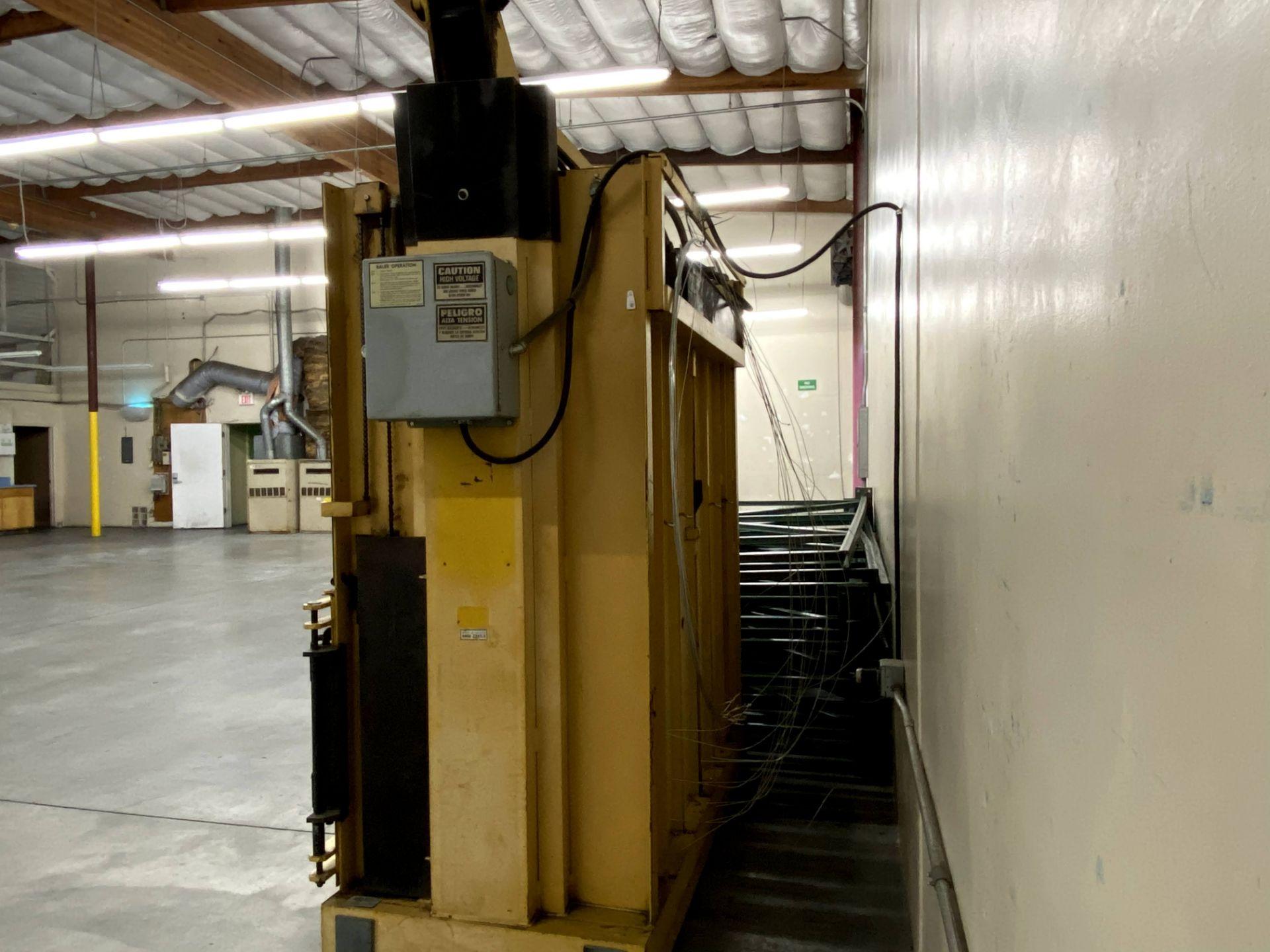 GPI Hydraulic Baler - Image 4 of 6