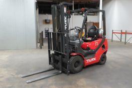 Tusk Propane Forklift