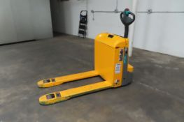 Jungheinrich Electric Pallet Mover