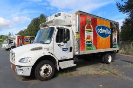 2005 Freightliner refrigerated truck