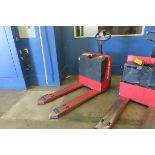 Electric Pallet Mover