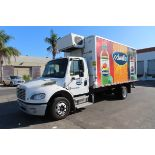 2017 Freightliner refrigerated truck