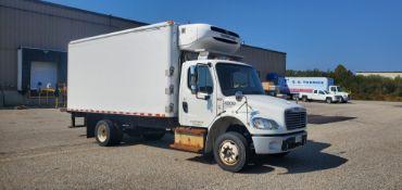 2015 Freightliner refrigerated truck