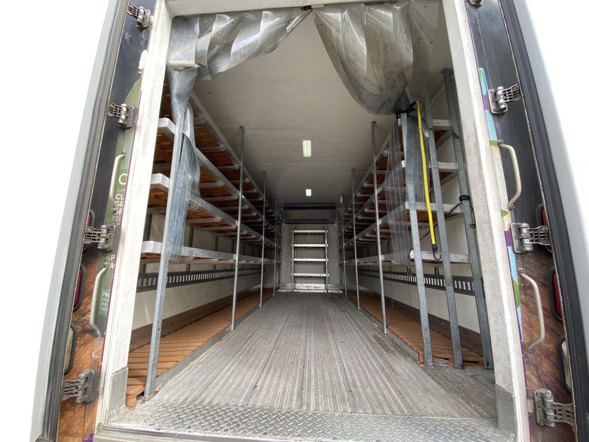 2014 Isuzu refrigerated truck - Image 6 of 9