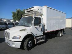 2014 Freightliner refrigerated truck