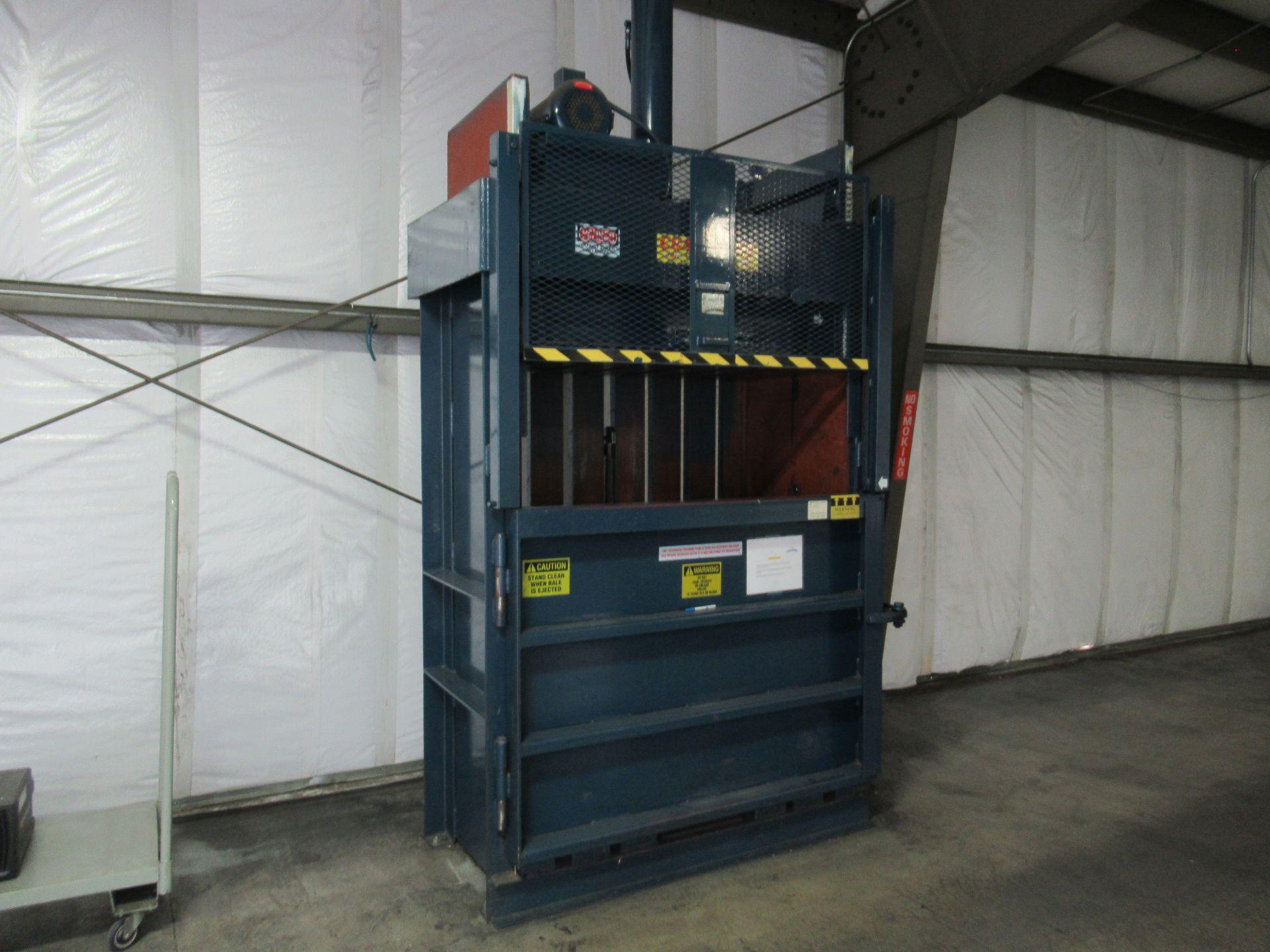 JB MFG Hydraulic Baler - Image 2 of 4